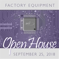 Factory Equipment Open House