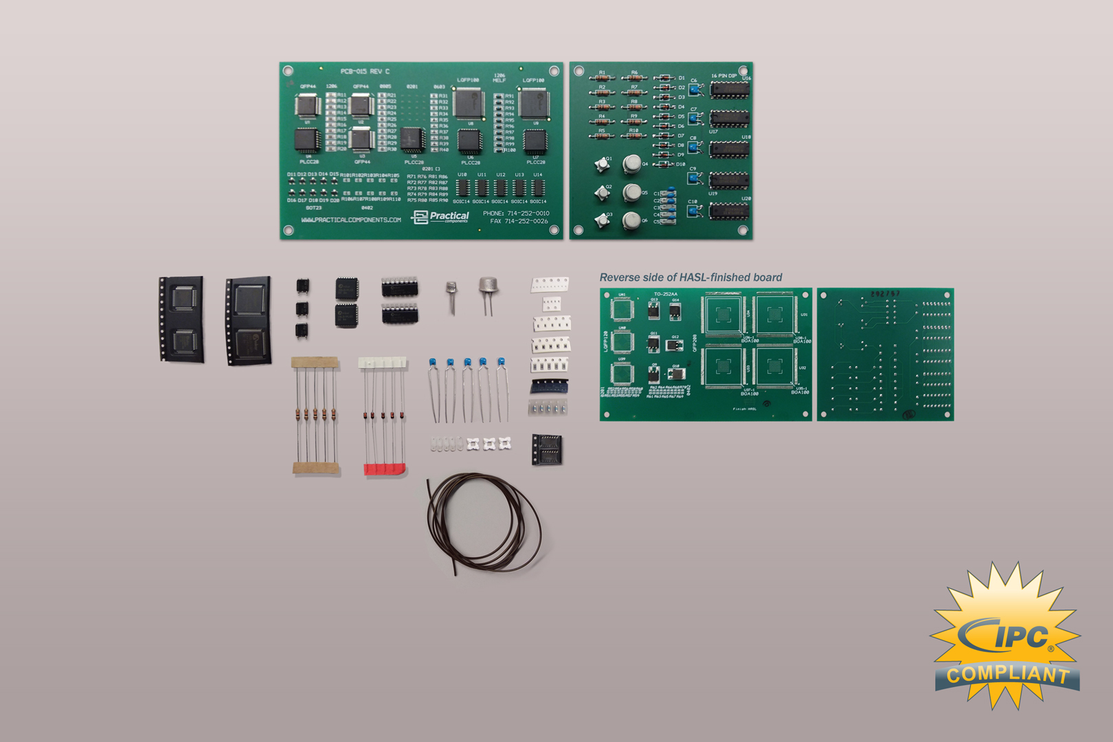 IPC 7711/7721 - CIS/CIT - Recertification Solder Training Kit (HASL)
