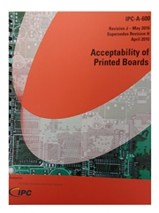 IPC A-600J: Acceptability of Printed Boards